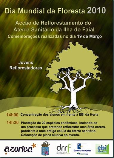 Dia Mundial Floresta 2010