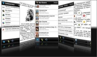 leer libros en el móvil o celular con Foliant