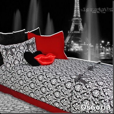 chic bed