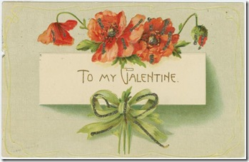 poppy valentines