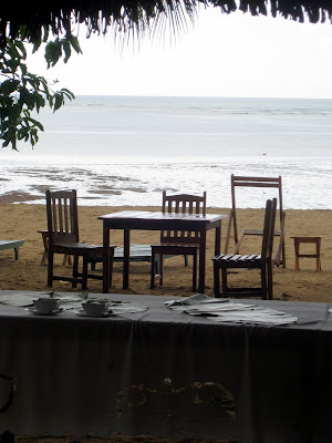 Chez Loulou on Andilana Beach in Madagascar