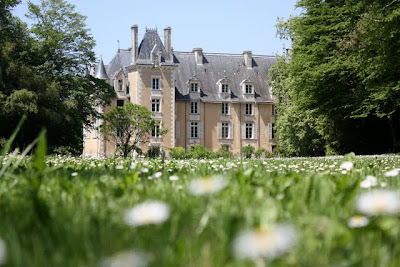 Chateau St Julien l'Ars near Poitiers France