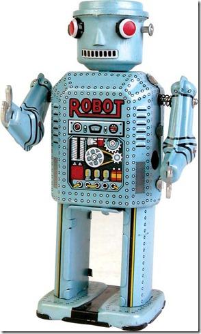 tin robot