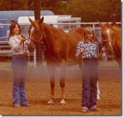 Lori and me 1979