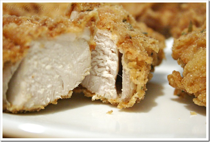 Kurczak jak od pułkownika KFC