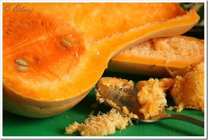 butternut squash - dynia piżmowa