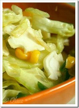 credit crunch salad/saatka/surówka