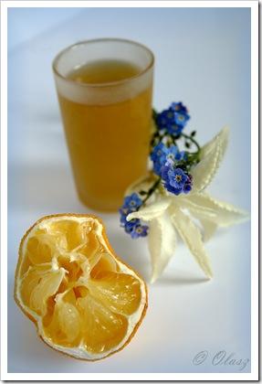 miód pitny, cytrynówka, nalewka