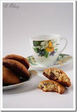Dorotusie ciastka z czekolada/ tea cookies
