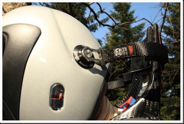 Hans system, kask, rajdy samochodowe a bezpieczeństwo
