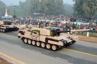 Indian Army Main Battle Tank [MBT] Arjun wallpaper