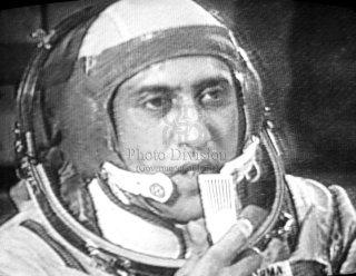 Indian Cosmonaut Squadron Leader Rakesh Sharma