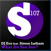 DJ Eco feat. Simon Latham - What Do You See[1]