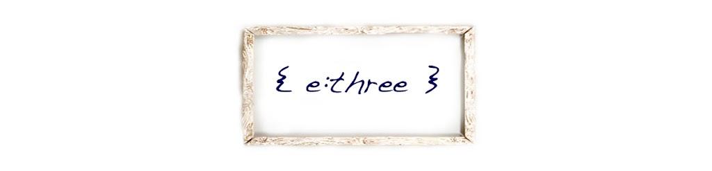 {e:three}