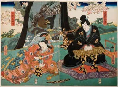 Utagawa Kunisada 04