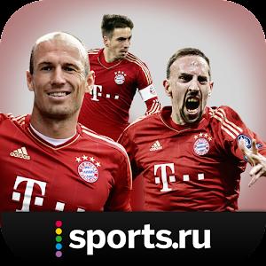 Cover art Бавария+ Sports.ru