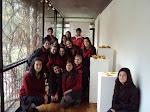 Visita de 3°Medios al Cultural de las Condes