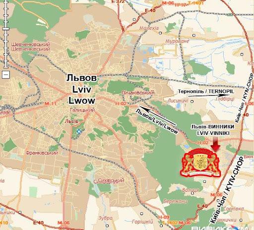 Львів і готель