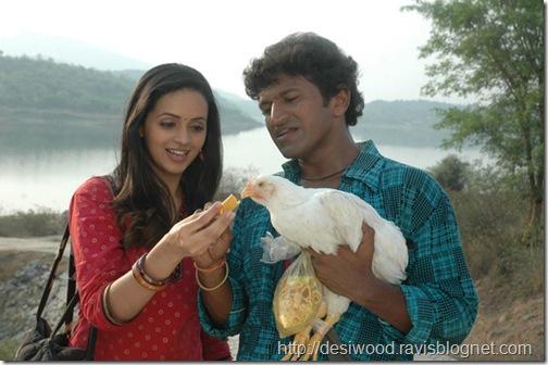 Jackie_Kannada_Movie_Working Stils7