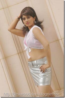 Harshika Poonacha in Naariya Seere Kadda Photos (1)