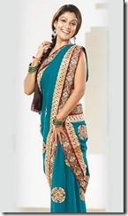 nayanthara pothys saree