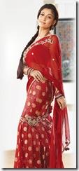 Nayanthara Diwali sarees