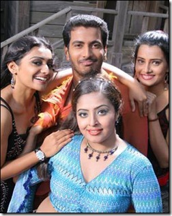 Thendral actress in movie