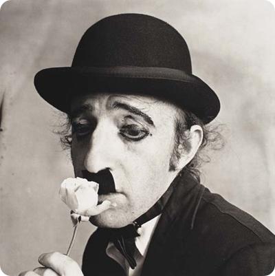 Irvin Penn fotografa Woody Allen