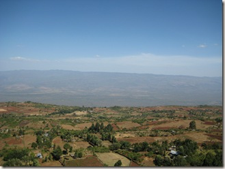 "Kerio Valley from one of the ""view points"""