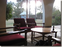the terrace at sirikwa