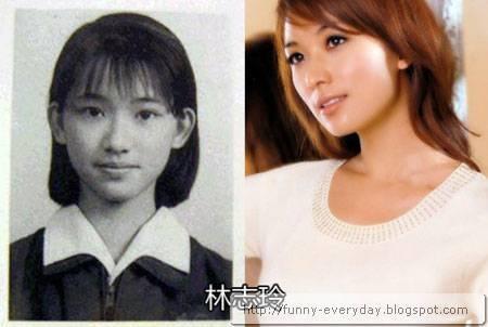 19歲的林志玲 (1)