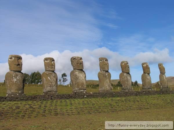 Easter Island復活島funny-everyday.blogspot.com0011
