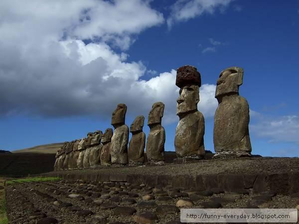 Easter Island復活島funny-everyday.blogspot.com0015
