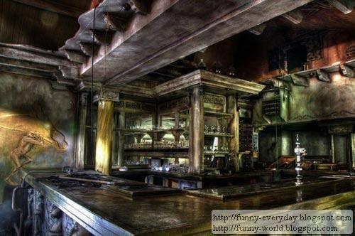 比利時 幽靈餐廳 腦漿派 (3)