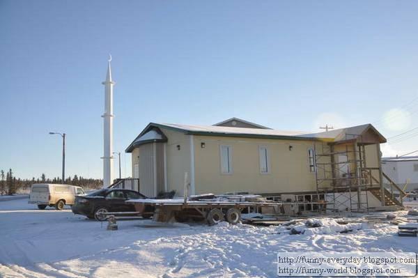 北極建清真寺 (1)