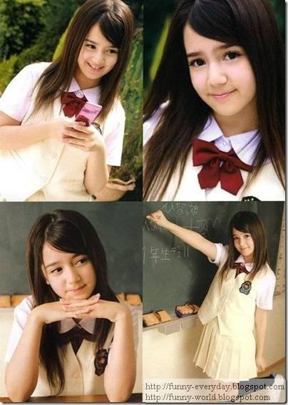 奧真奈美 AKB48 (21)
