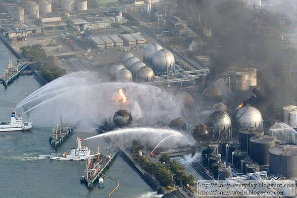 日本地震海嘯後空拍圖 (21)