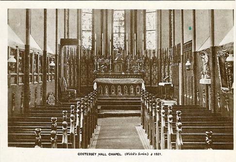 Costessey Hall Chapel