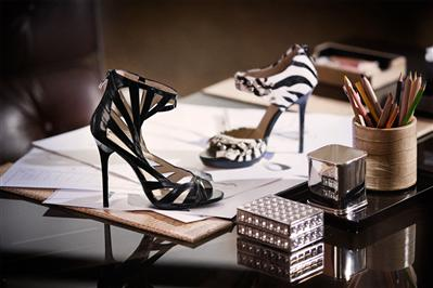 jimmy choo h&m shoes fall collection