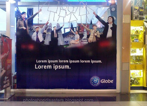Globe PSD