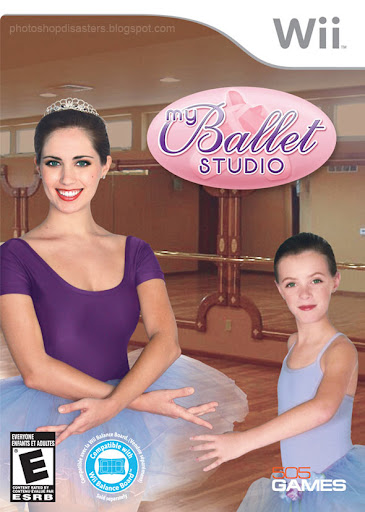 My Ballet Studio PSD