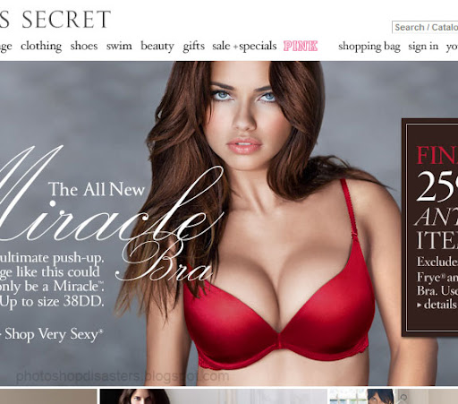 Victoria's Secret PSD