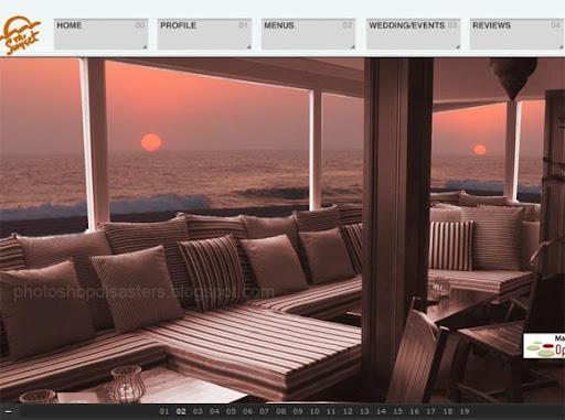 Sunset PSD