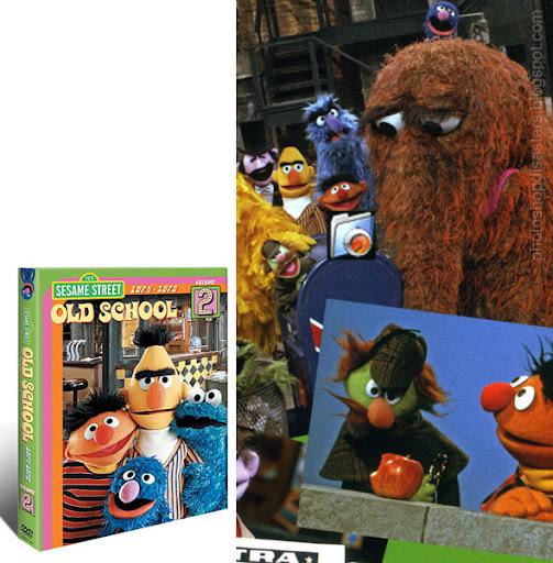 Sesame Street PSD