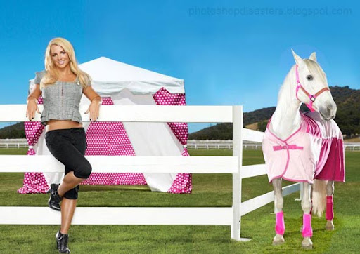 Britney Spears PSD
