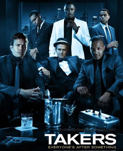 Takers PSD
