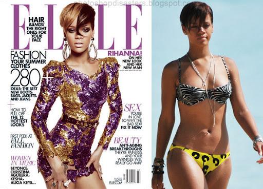 Rihanna PSD