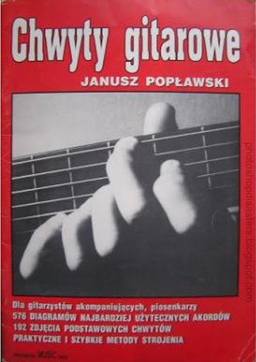 Chwyty Gitarowe PSD