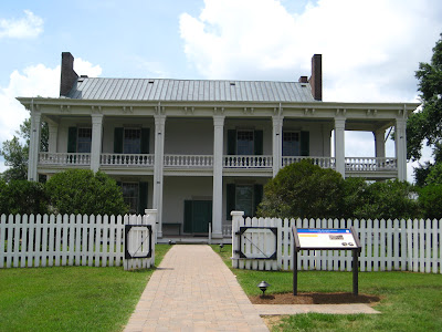 Carnton Plantation in Franklin TN