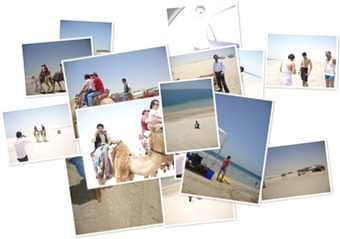 View Sea Line Beach - Doha Qatar
